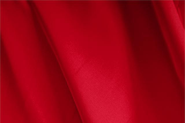 Buy online our clothing and fashion fabric 'Fuoco' Red Silk Faille, Made in Italy. - new tess