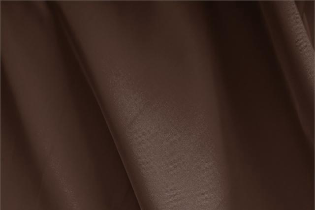 Buy online our clothing and fashion fabric 'Moro' Brown Silk Faille, Made in Italy. - new tess