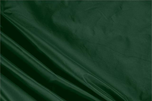 Bosco Green Silk Taffeta fabric for dressmaking