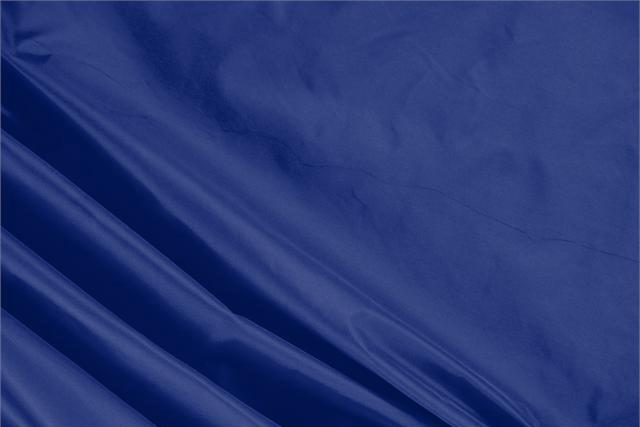 Buy online our clothing and fashion fabric 'Mare' Blue Silk Taffeta, Made in Italy. - new tess