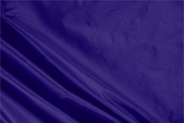 Buy online our clothing and fashion fabric 'Mirtillo' Purple Silk Taffeta, Made in Italy. - new tess