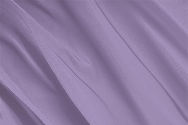 Buy online our clothing and fashion fabric 'Lilla' Purple Silk Radzemire, Made in Italy. - new tess