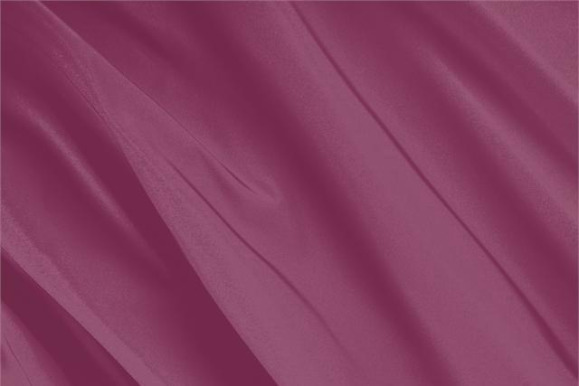 Buy online our clothing and fashion fabric 'Ciclamino' Fuxia Silk Radzemire, Made in Italy. - new tess