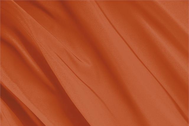 Buy online our clothing and fashion fabric 'Mandarino' Orange Silk Radzemire, Made in Italy. - new tess
