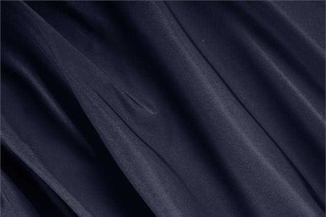 Buy online our clothing and fashion fabric 'Buio' Blue Silk Radzemire, Made in Italy. - new tess
